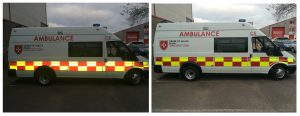 ambulance vehicle wrap 3