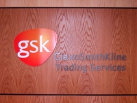 Routed logo for GSK