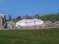 Corporate Branding for Janssen