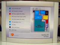 facility map for GSK