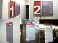 Directional Signs for Cork Institute of Technology