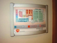 Office Layout Sign for GSK