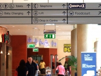 Directional Signage for Mahon Point