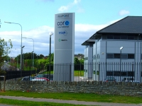 Large Totem Sign for Core International